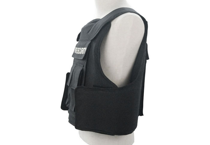 Bulletproof Vest-Side