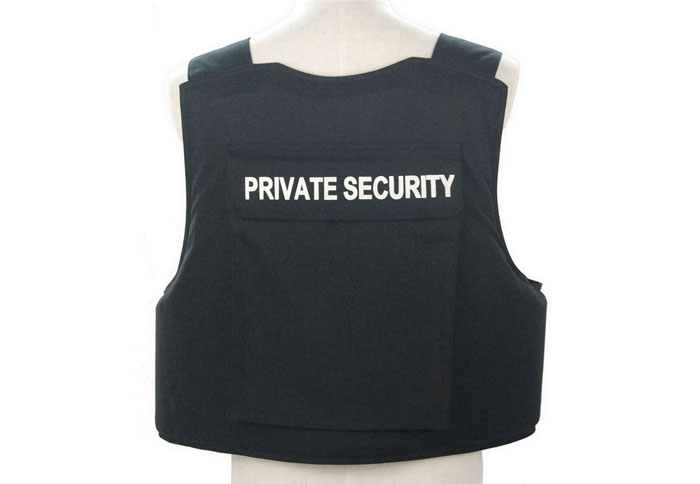 Bulletproof Vest-Back