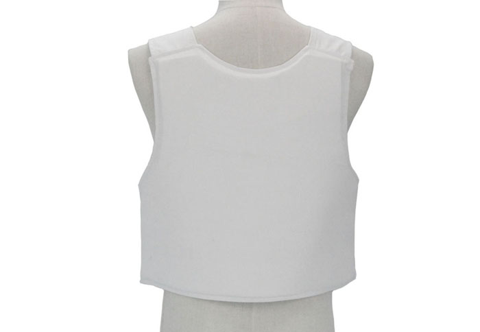 concealed Stab & Bullet Dual Protecting Vest-Back