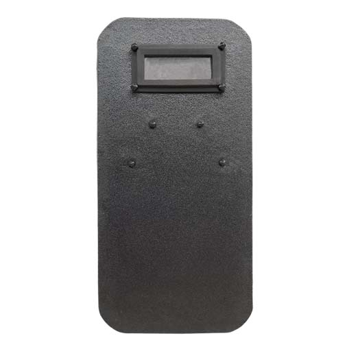 NIJ III PE Hand-held Bulletproof Shield